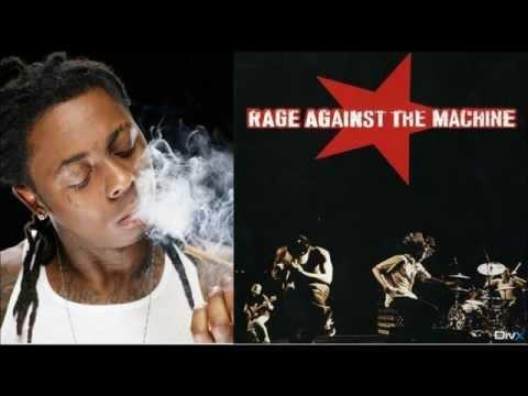 Lil Wayne - Stuntin like my daddy (Rage Against The Machine Mashup)