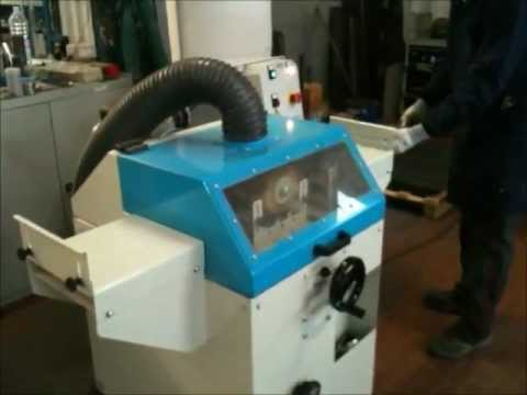 Rusticat Brushing Machine Paoloni Smoothing Sanding