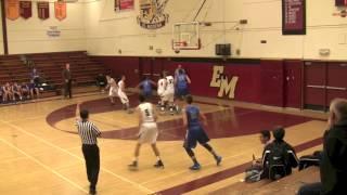 Ben Rico Basketball Recruitment Video