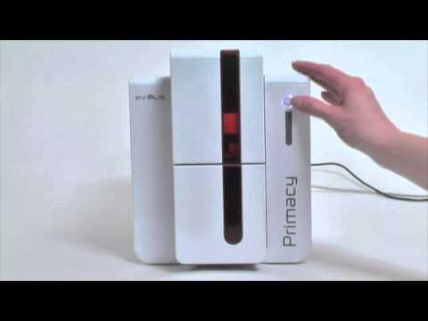 Evolis Primacy ID Card Printer - Activation Guide