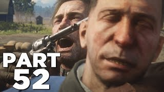 RED DEAD REDEMPTION 2 Walkthrough Gameplay Part 52 - MARSTON (RDR2)