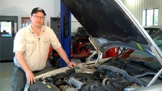 What Causes Water in Oil & Exhaust? : Car Repair Tips