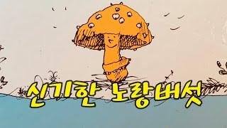 [한글쌤의 동화책읽어주기]창작동화- 신기한 노랑버섯  …