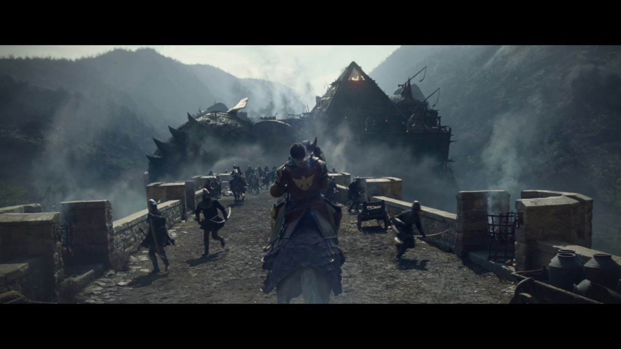 King Arthur Legend Of The Sword Vortigern Featurette Youtube