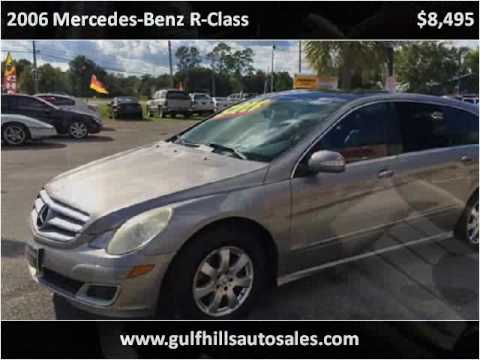 2006 Mercedes-Benz R-Class Used Cars Ocean Springs MS
