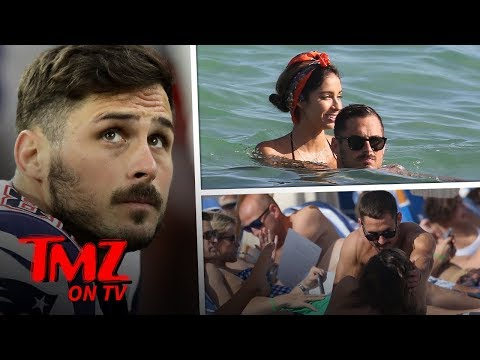 Danny Amendola Replaces Olivia Culpo With Another Superhot Chick! | TMZ TV
