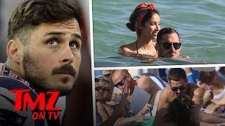 Danny Amendola Replaces Olivia Culpo With Another Superhot Chick! | TMZ TV