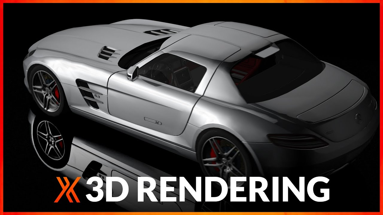 3d Modeling Rendering And Animation 3d Model Rendering Animation In Hitfilm 2 Ultimate