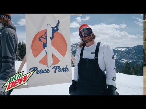 PEACE PARK 2017 One Take Edit – Danny Davis x Mountain Dew