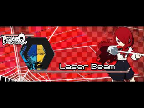 Persona Q - Laser Beam [Extended] [HD]