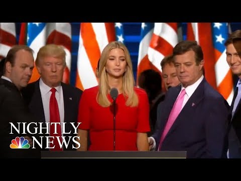 Download Youtube: Manafort, Gates, Charged With Conspiracy Against The U.S.   NBC Nightly News