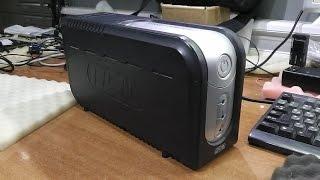 иБП Powercom Imperial IMP-525AP обзор