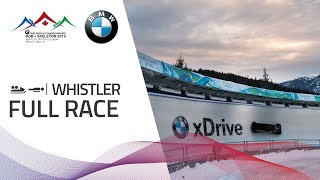 Whistler | BMW IBSF World Championships 2019 - Team Event | IBSF Official