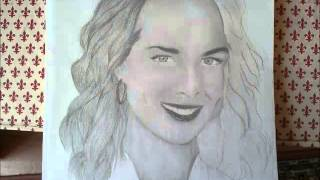 Drawing; Bridgit Mendler