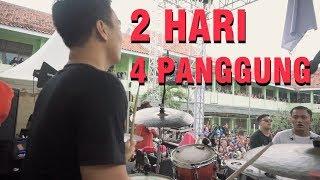 Video RIZKY FEBIAN & AFGAN : 2 HARI 4 PANGGUNG?? | #DRUMMENTARY download MP3, 3GP, MP4, WEBM, AVI, FLV Oktober 2018