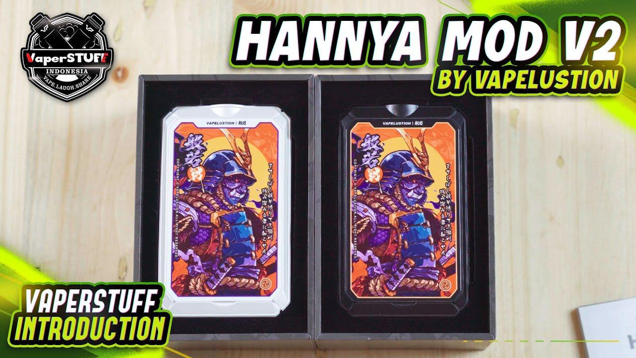 Download Hannya Mod V2 230W by Vapelustion