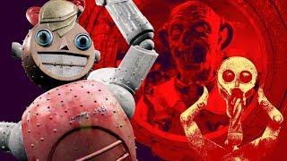 ATOMIC HEART Nvidia RTX Series Tech Trailer New FPS Soviet-Union Horror Game 2018