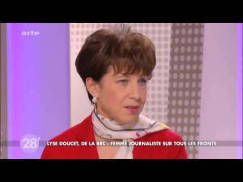 Lyse Doucet de la BBC