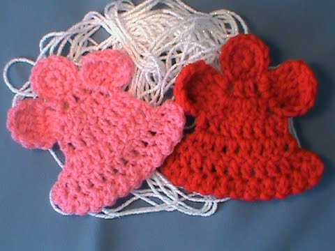 How To Crochet Stitchinstacys Little Angel Youtube