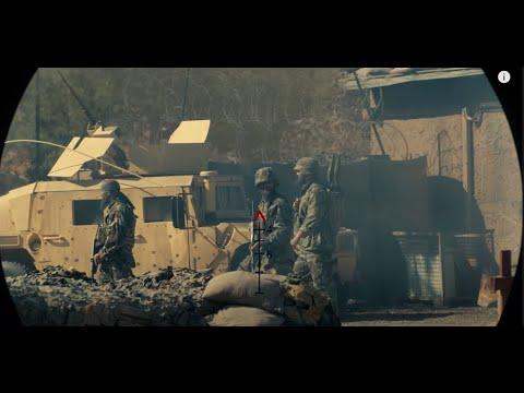Download The Outpost  Sniper Final battle scene Battle of Kamdesh 4K #BestClipsAndTrailers