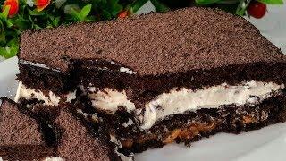 Торт СНИКЕРС Очень Вкусный Рецепт Обязательно Приготовьте