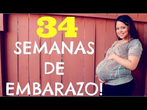 Semana del dolor 34 semanas de embarazo 8 meses de embarazo tercer trimestre de embarazo - 8 meses de embarazo ...