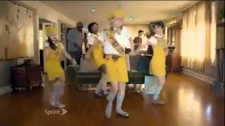 Kick the Beat  - Sprint Framily Plan TV Ad Commercial - Song by Elliphant