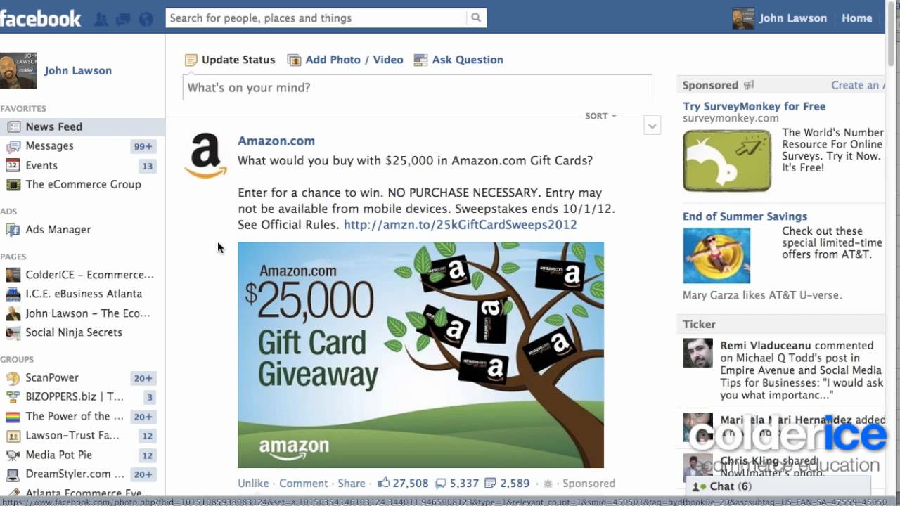facebook rules for contests and giveaways