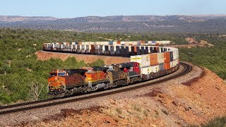 [HD] Rare locations on the BNSF Seligman Subdivision