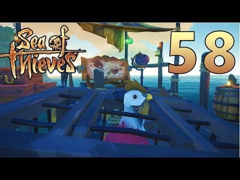 [58] Merchant Rank 25!!! (Sea Of Thieves Gameplay PC)