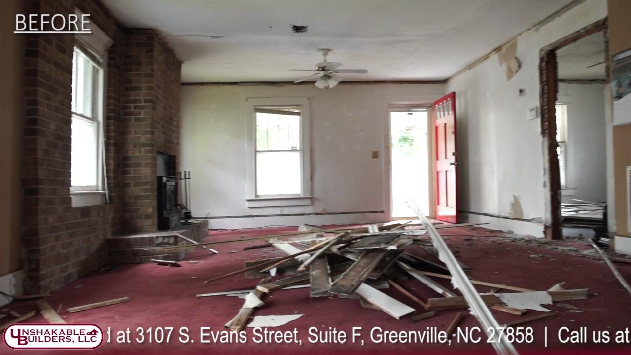 Davis St - Complete Interior Revonation