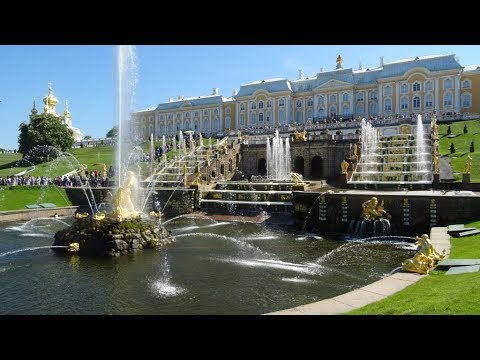 NORWEGIAN GETAWAY Baltic Cruise - 2017 Day 5 St Petersburg
