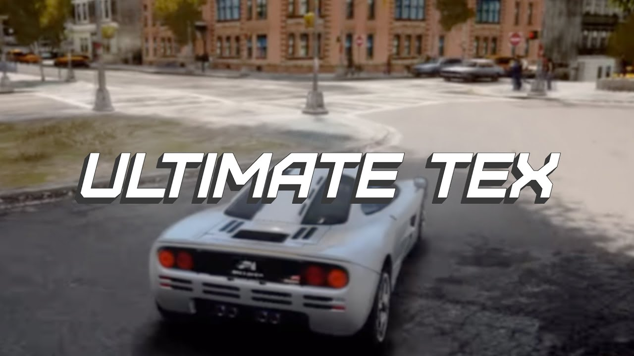 GTA IV Ultimate Textures V2 0 for GTA 4