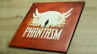 """Phantasm"" Full Vinyl Soundtrack by Fred Myrow & Malcolm Seagrave"