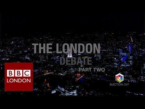 BBC Election 2017: The London Debate - part 2 Housing