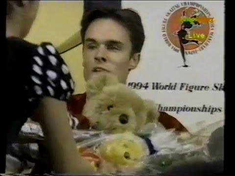 Sebastien Britten CAN - 1994 World Championships LP