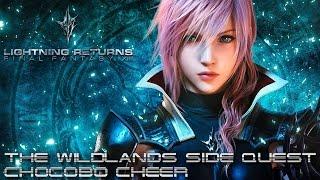 Lightning Returns: Final Fantasy XIII PC - The Wildlands Side Quest: Chocobo Cheer [1080p 60fps]