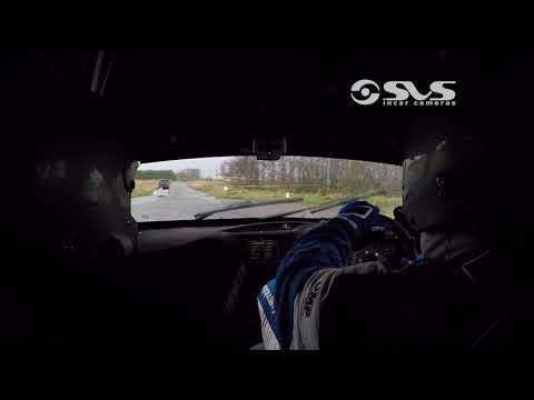 2017 Turkey Run Rally - Niall McGonigle & Mark Preston - Stage 5
