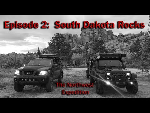 S2:E2:  South Dakota Rocks