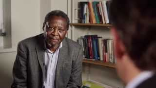 Thandika Mkandawire talks economics in Africa