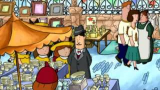 Madeline 2000 - Episode 21 - Madeline at the Flea Market