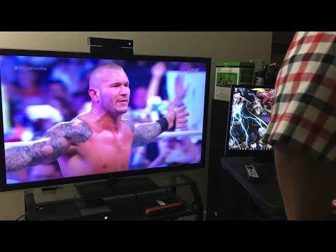 Randy Orton WINS WWE Royal Rumble 2017...