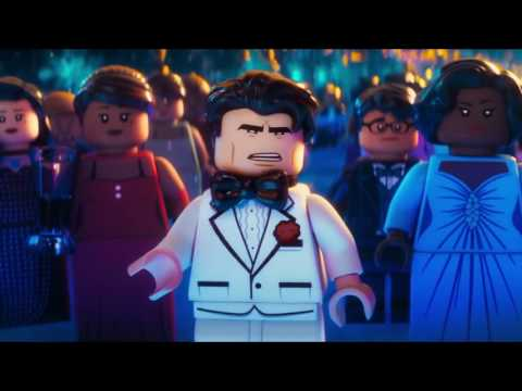 Official  The Lego Batman Movie    Music Video Black and Yellow By Wiz Khalifa
