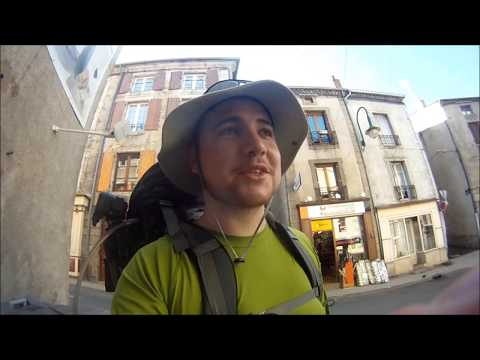 Camino from Le Puy en Velay/Macedonia/Sweden Travels