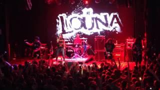 Louna Моя Оборона Гражданская Оборона Cover Live At Atlas Club Kiev 03 09 2016