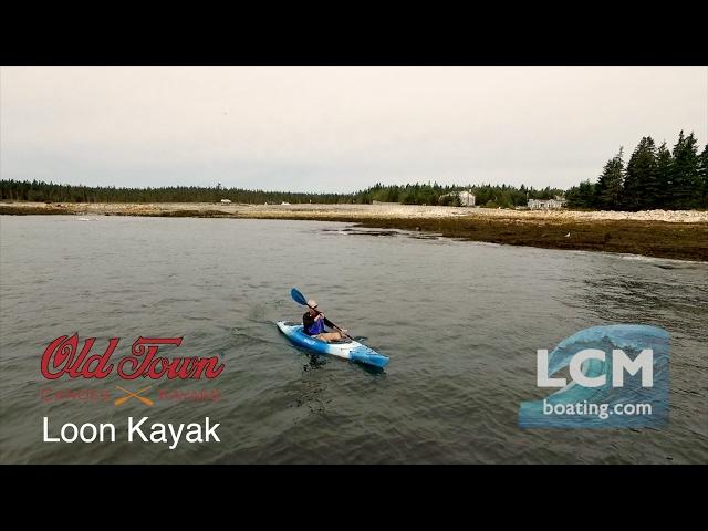 Old Town Loon 126, 120 & 106 Recreational Kayaks