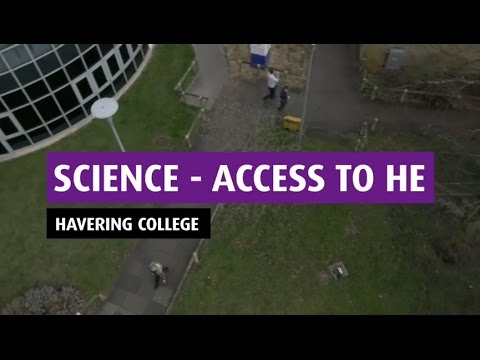 Access to HE Diploma - Science at Havering College