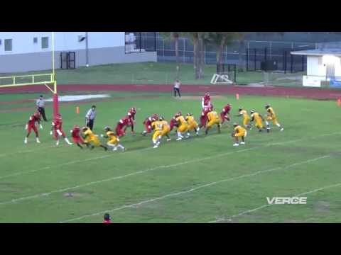 Jerrold Pough-South Broward High School-Class of 2020-DB