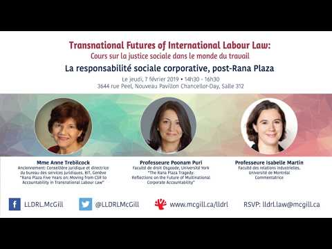 Transnational Futures of International Labour Law - 5