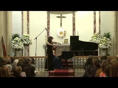 Beethoven Sonatas, Francesca Dego & Francesca Leonardi - 8 December 2014